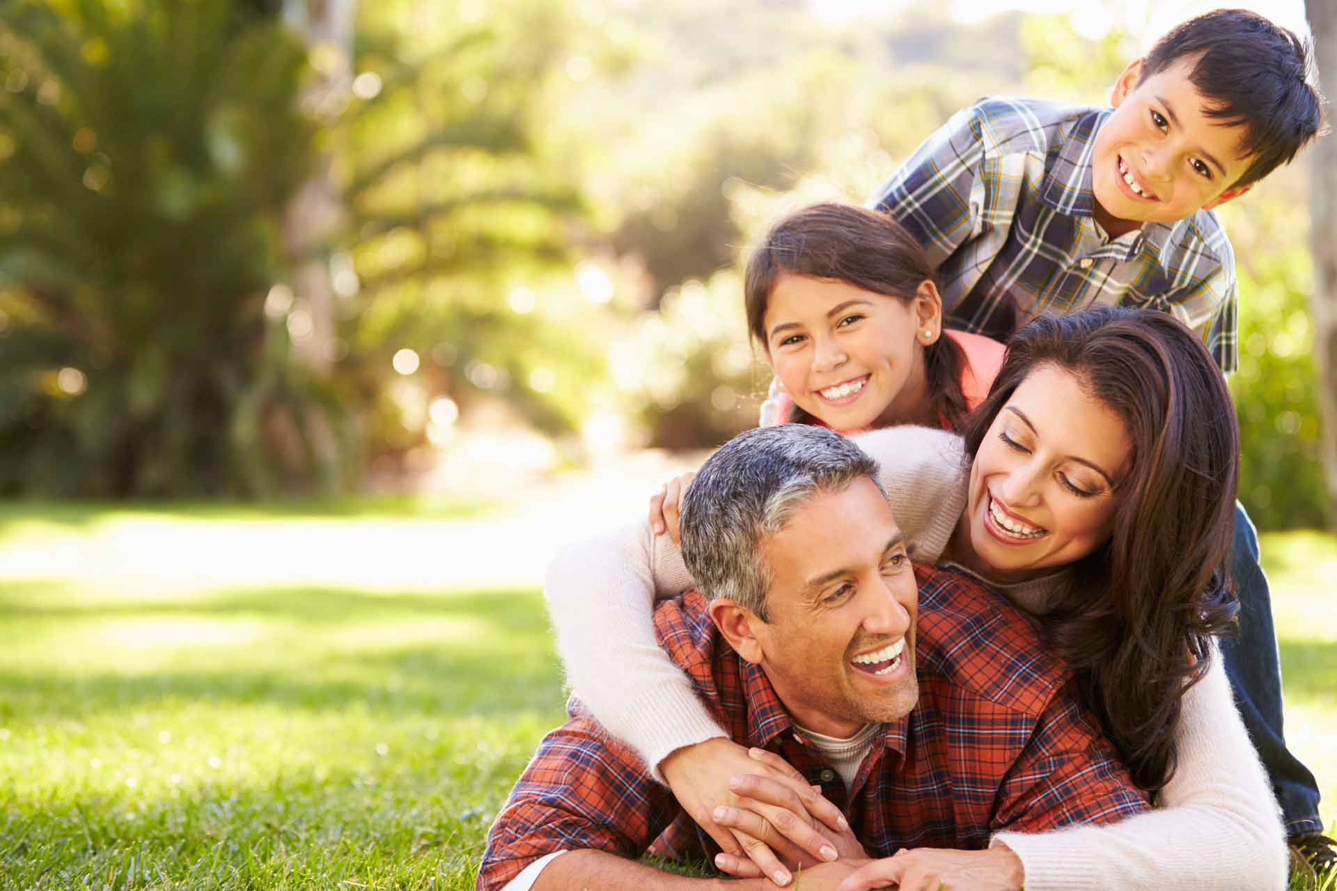 Family Smiling, Denture First Impressions Denture Clinic LLC, 215 Smelter Ave NE, Suite 3